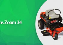 Ariens Zoom 34 Kohler 6000 Series V-Twin 34-inch Zero Turn Lawn Mower Review