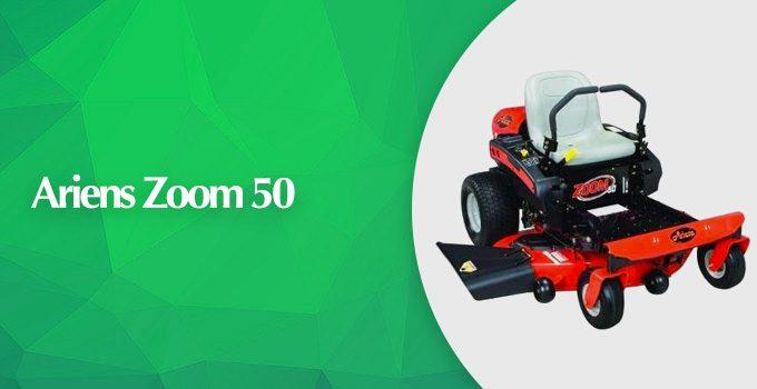 Ariens Zoom 50 Kohler 7000 Series V-twin Zero-turn Riding Mower Review