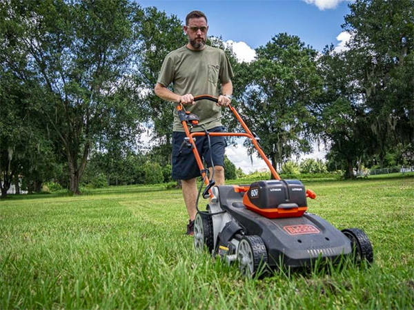 Benefits of Electric Lawn Mowers