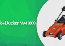 Black and Decker MM1800 18-inch Corded Electric Mower Review