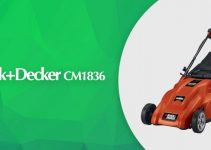 Black+Decker CM1836 Electric Lawn Mower Review
