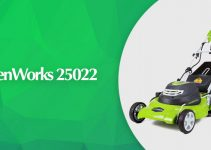 GreenWorks 25022 12 Amp Corded Lawn Mower Review