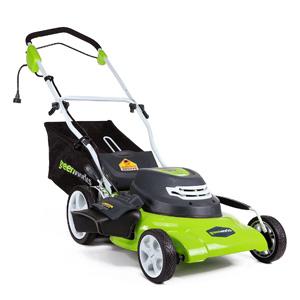 GreenWorks 25022 12 Amp Corded Lawn Mower