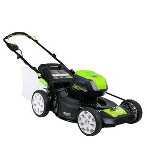 GreenWorks 80V 21-inch Cordless Lawn Mower