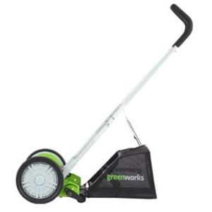 Greenworks 25052 Reel Lawn Mower