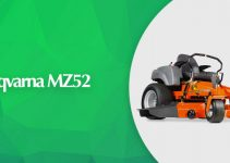 Husqvarna MZ52 Kohler Engine 52-Inch Zero Turn Mower Review