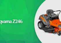 Husqvarna Z246 Briggs and Stratton 46-inch Zero Turn Lawn Mower Review