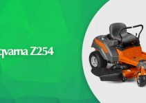 Husqvarna Z254 V-Twin Engine 54-inch Zero Turn Mower Review