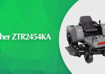 Swisher ZTR2454KA Kawasaki 54-Inch Zero Turn Mower Review