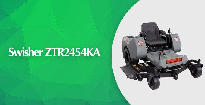 Swisher ZTR2454KA Kawasaki 54-Inch Zero Turn Mower Review