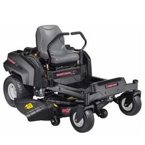 Troy-Bilt Mustang 50 Briggs and Stratton 50-Inch Zero-Turn Mower