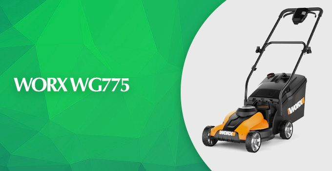Worx WG775 14-Inch 24-Volt Cordless 3-in-1 Lawn Mower Review
