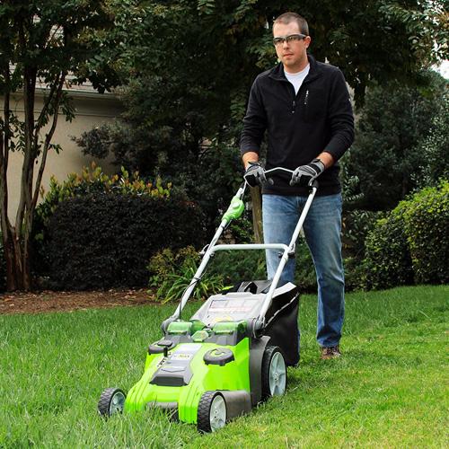 Best Greenworks Cordless Lawn Mower Reviews