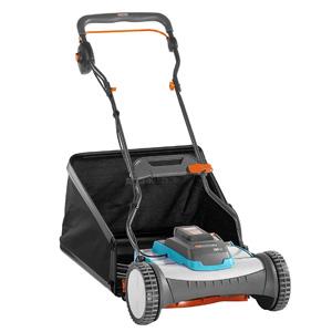 Gardena 4025-U 15-inch Electric Cordless Reel Mower