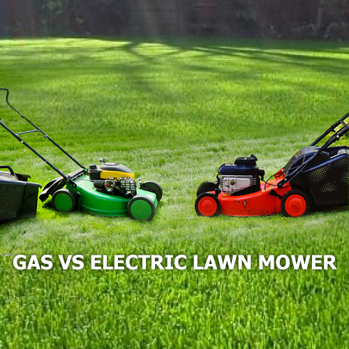 Gas vs Electric Lawn Mower