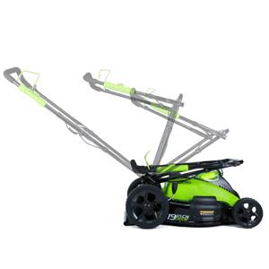 GreenWorks 2501302 Cordless Lawn Mower