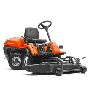 Husqvarna 967181801 R120S Articulating 42-Inch Riding Mower
