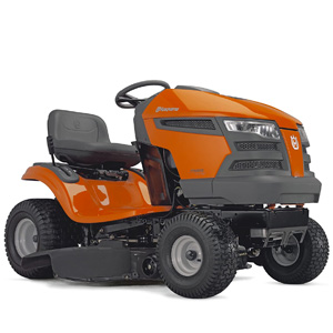 Husqvarna YTH2042 42-Inch 20 HP Briggs & Stratton Intek Lever Activated Hydrostatic Transmission Riding Lawn Tractor