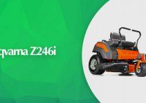 Husqvarna Z246i Briggs & Stratton 46-inch Zero Turn Lawn Mower Review