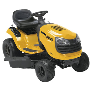 Poulan Pro PB155G42-CARB 6-Speed 42-Inch Riding Lawn Mower