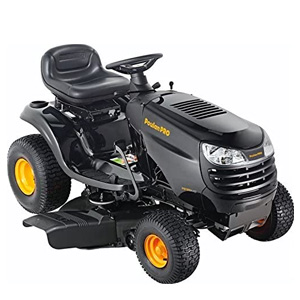 Poulan Pro PB185A42 18.5 HP Briggs & Stratton 42-inch Pedal Control Cutting Deck Riding Mower