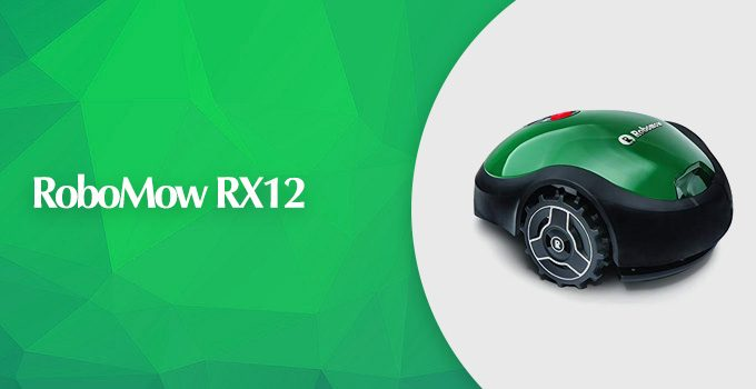 Robomow RX12 Robotic Lawn Mower Review